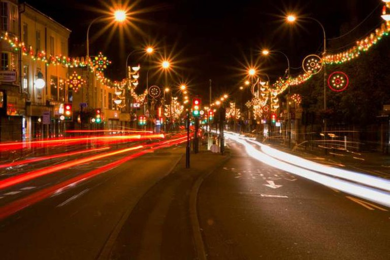 Leicester during Diwali | © Matt Preston/Flickr