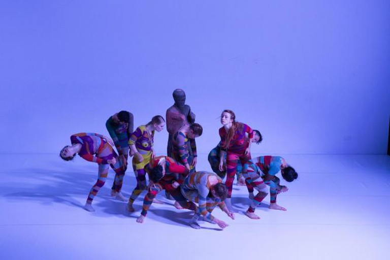 Inbal Pinto & Avshalom Pollak Dance Company Courtesy of Avshalom Pollak