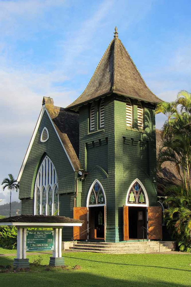 Hanalei Mission curch