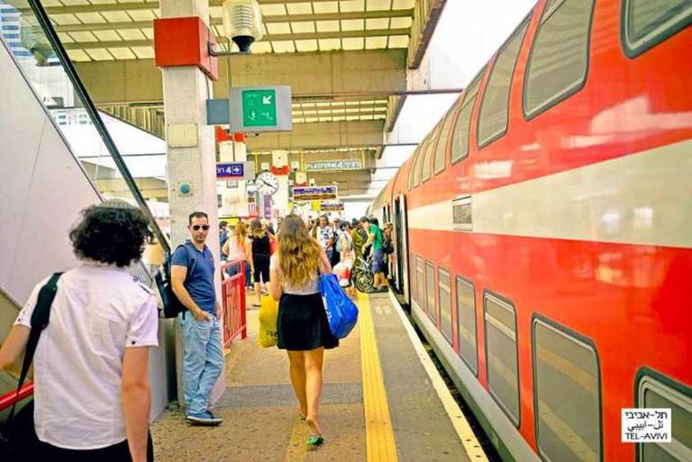 Israel's Railway