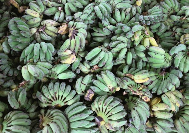 Own image: Market Plantains