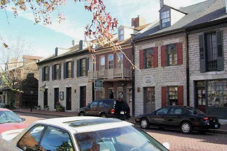 Main Street St Charles | WikiCommons/PhilFree