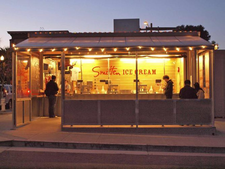 Hayes Valley Location|© Smitten Ice Cream