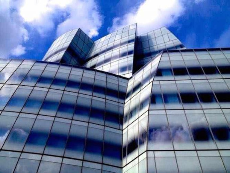 IAC Building/©Magnus Manske/WikiCommons