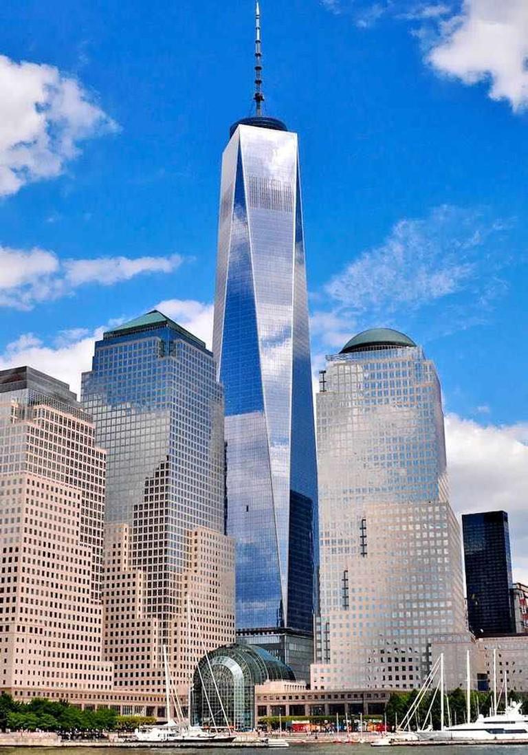 One World Trade Center/©Joe Mabel/Flickr