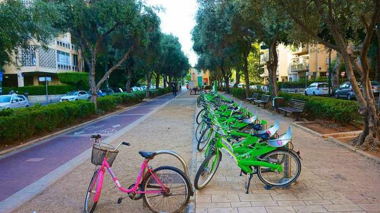 Bike Share in Tel Aviv | Photo by Ted Eytan/Flickr