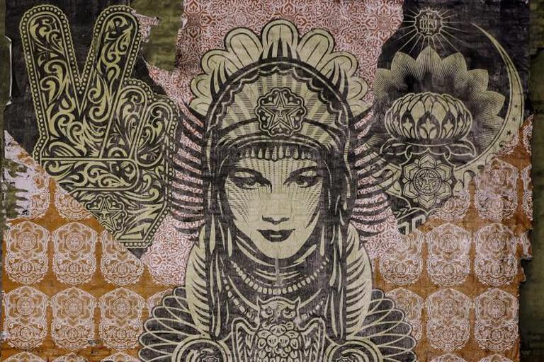 Peace Goddess Photo credit Brian Donovan@Flickr