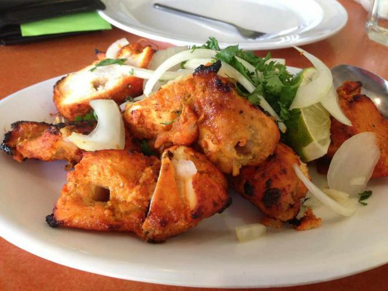 Chicken Tikka Boti
