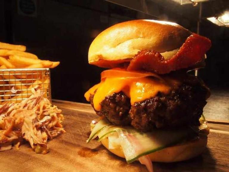 The Jam Burger | Courtesy Jam Jar