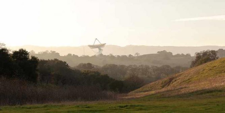 Stanford Dish | ©Jawed/WikiCommons