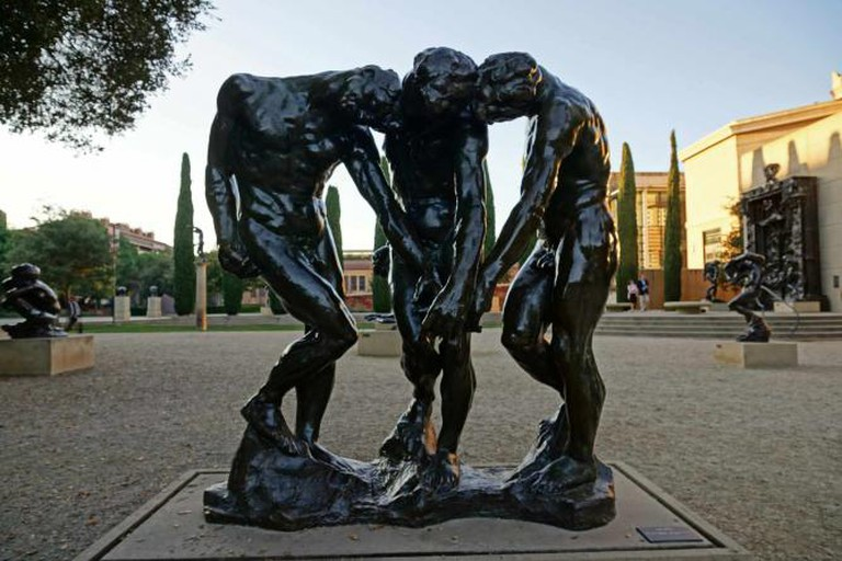 Rodin Sculpture Garden | ©Allie Caulfield/flickr
