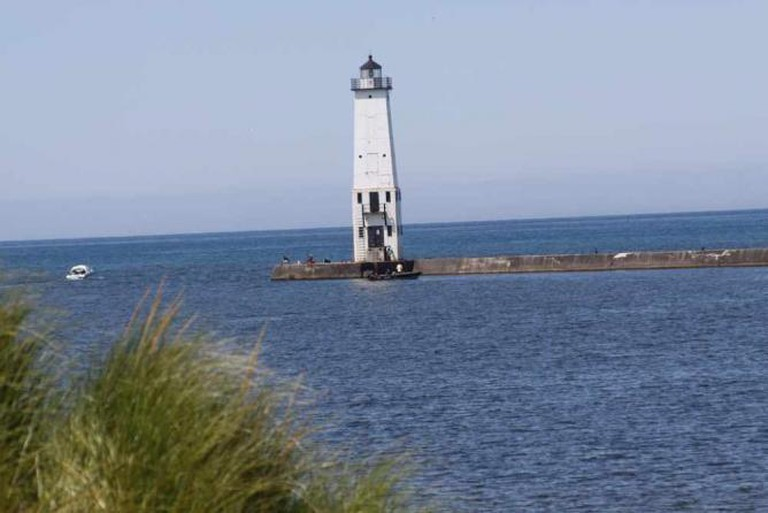 Frankfort North Breakwater Light | © Elliott Conner Photography/Flickr