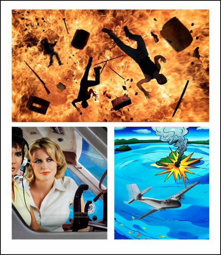 Tracey Moffatt, Adventure Series 6, 2004
