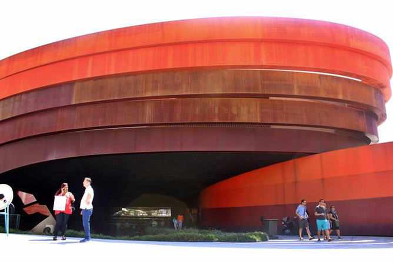 Holon Design Museum © Jael Ancker