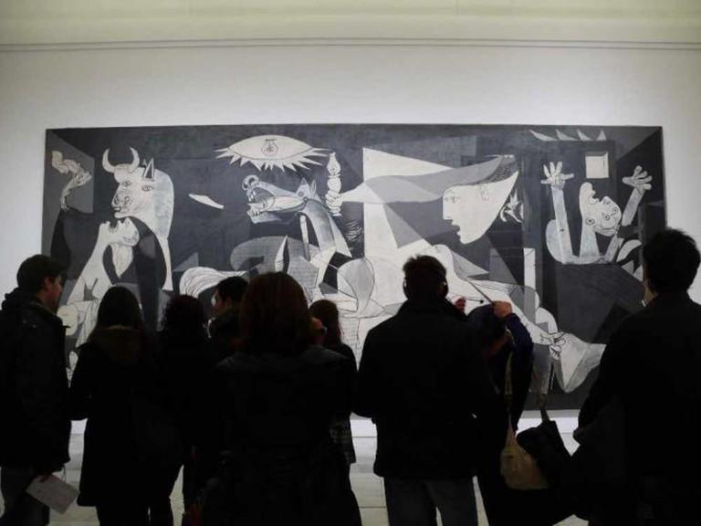 Pablo Picasso's 'Guernica' | © Pedro Belleza/Flickr