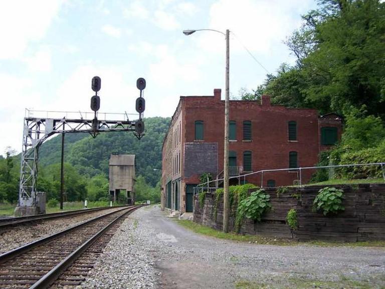 Thurmond, West Virginia | © Brian M. Powell/WikiCommons
