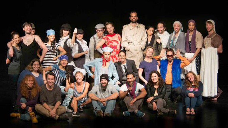 Miscast! cast and crew © Neil Goldstein