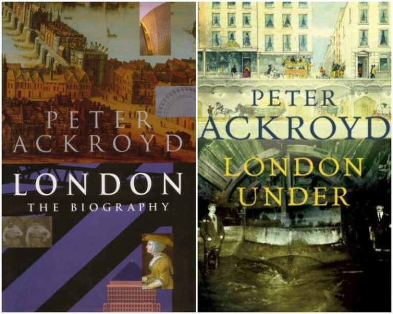 Peter Ackroyd - London