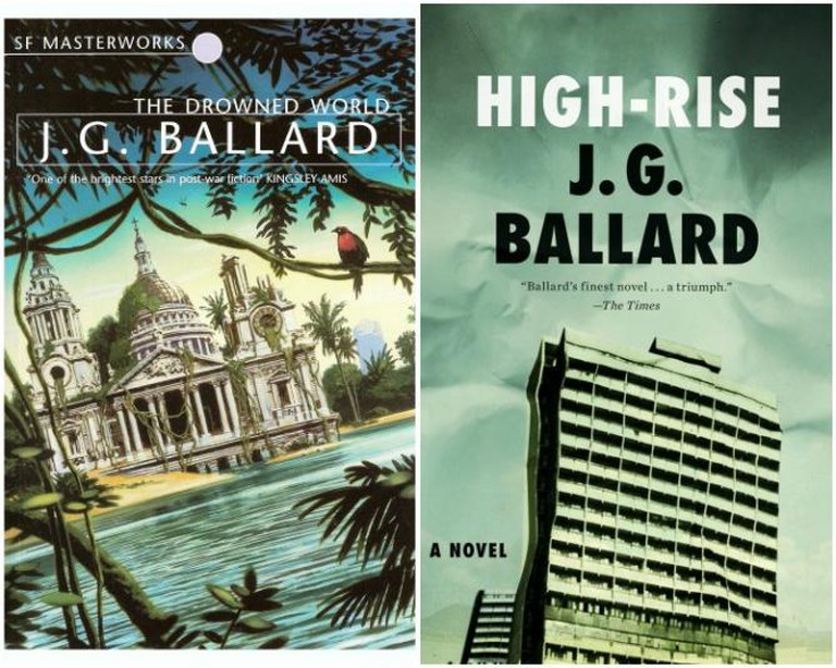 J.G. Ballard - The Drowned World and High Rise