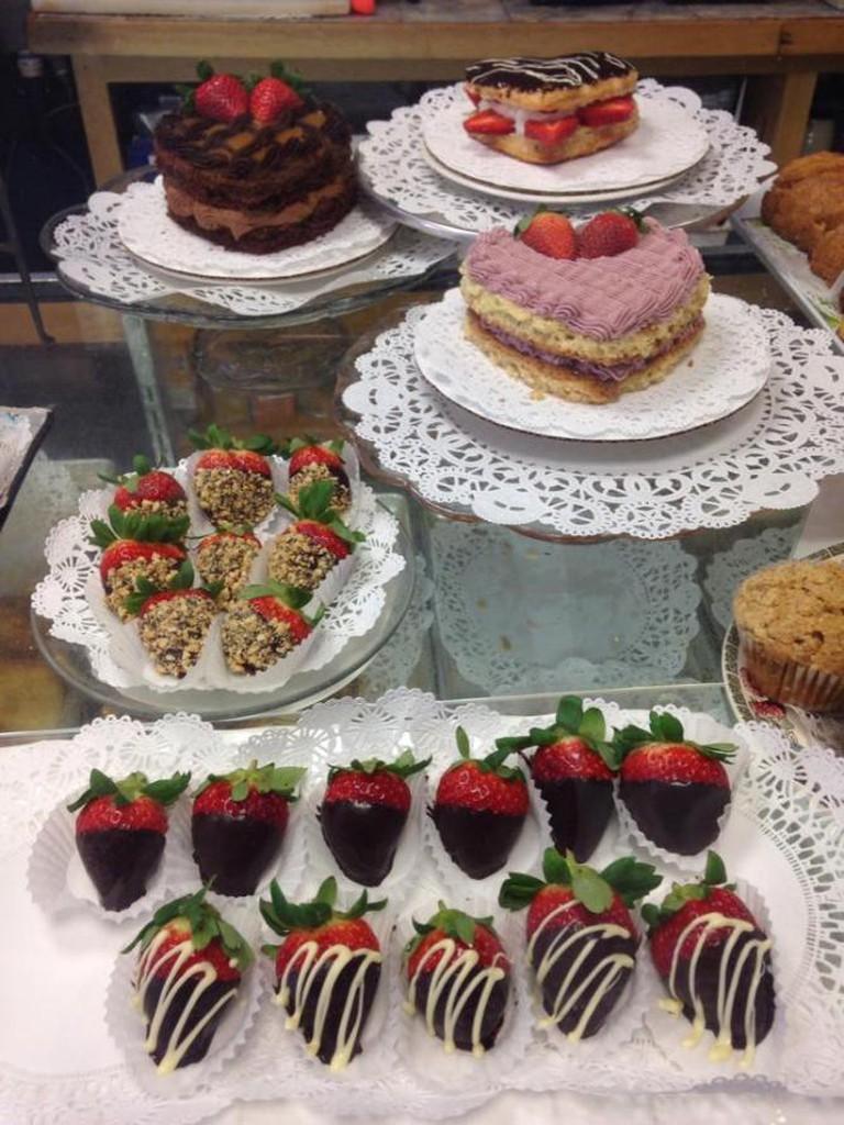 A variety of sweet treats at Amy's | Courtesy of Amy's Bakery Arts Cafe