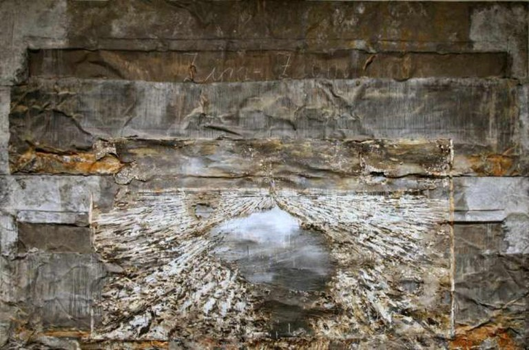 'Zim Zum' (1990) by Anselm Kiefer | © Cliff/Flickr