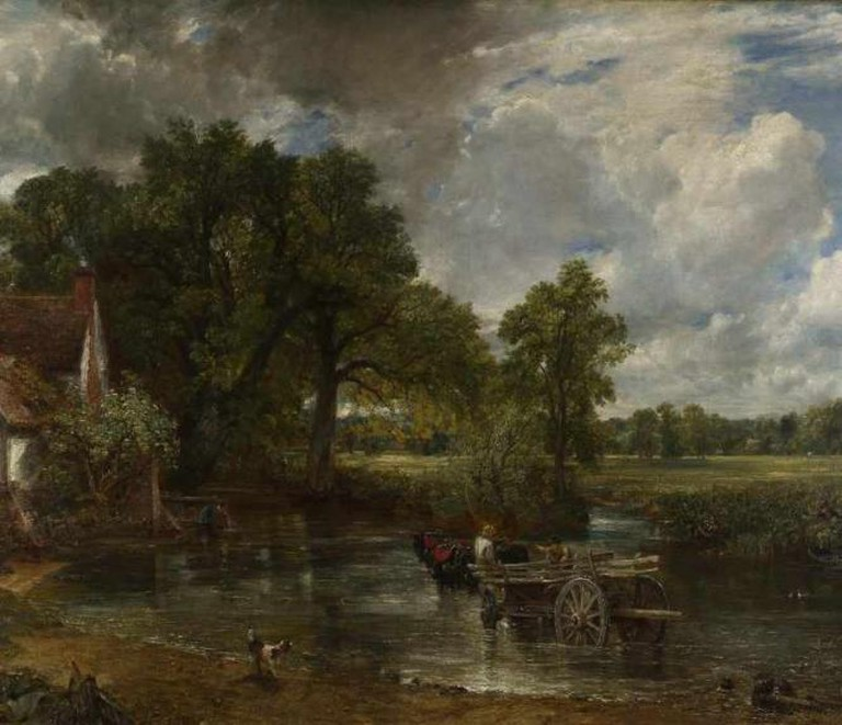 The Hay Wain, Constable