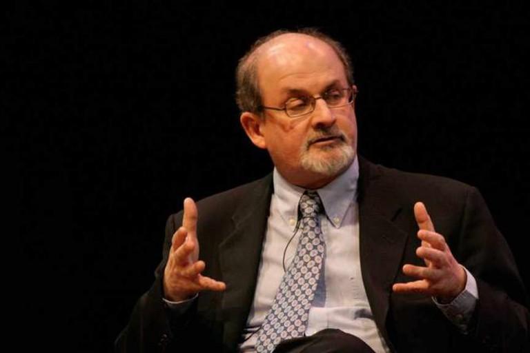 Salman Rushdie | © Asia Society/Flickr