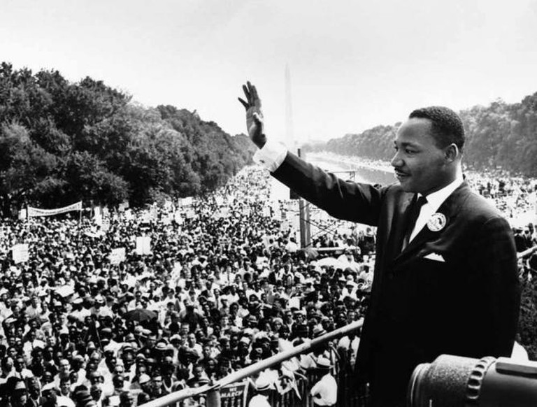 Martin Luther King Jr | © WikiCommons