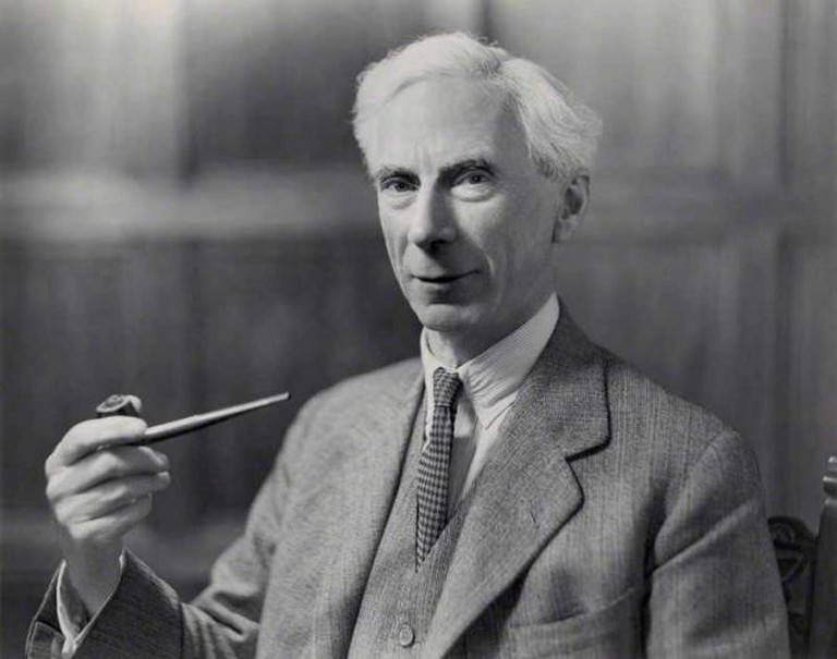 Bertrand Russell | Bassano Ltd/WikiCommons