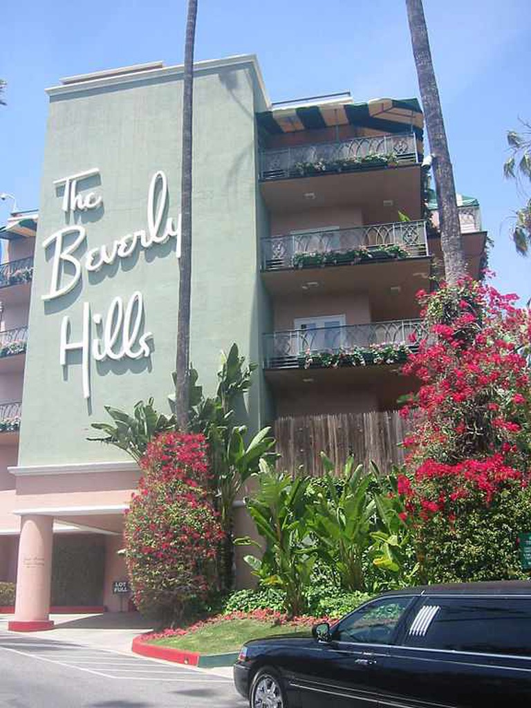 Beverly Hills Hotel I