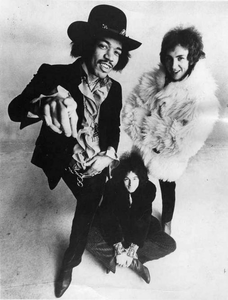 The Jimi Hendrix Experience 1968