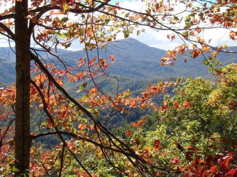 Great Smoky Mountains National Park | © USchick/Wikicommons
