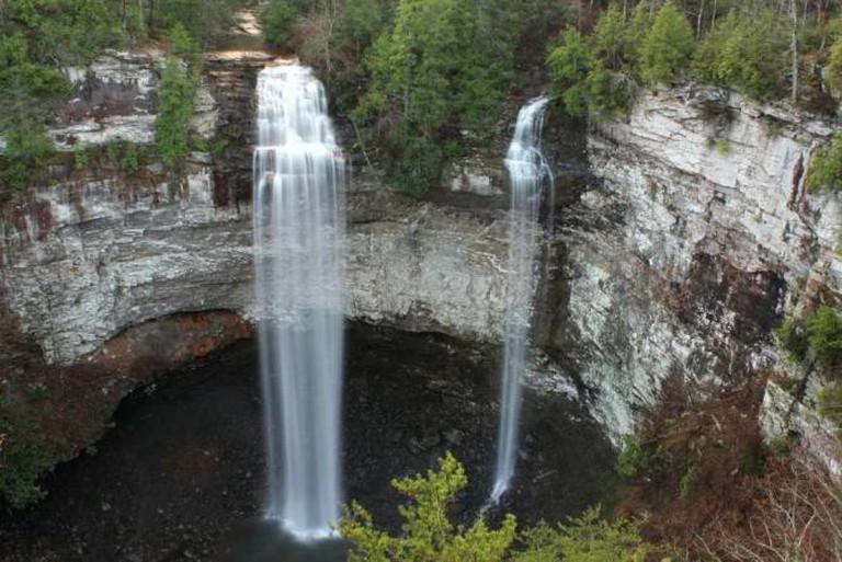 Fall Creek Falls State Park | © Kevin Wood/Flickr