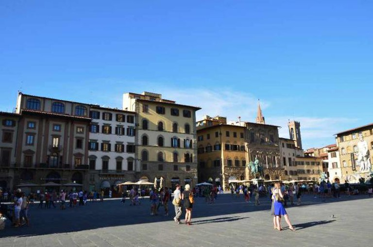 Piazza della Signoria | © RichardMortel/Flickr
