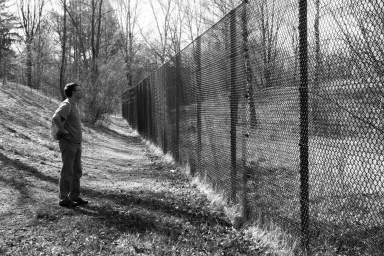 Derek Niemann at Dachau