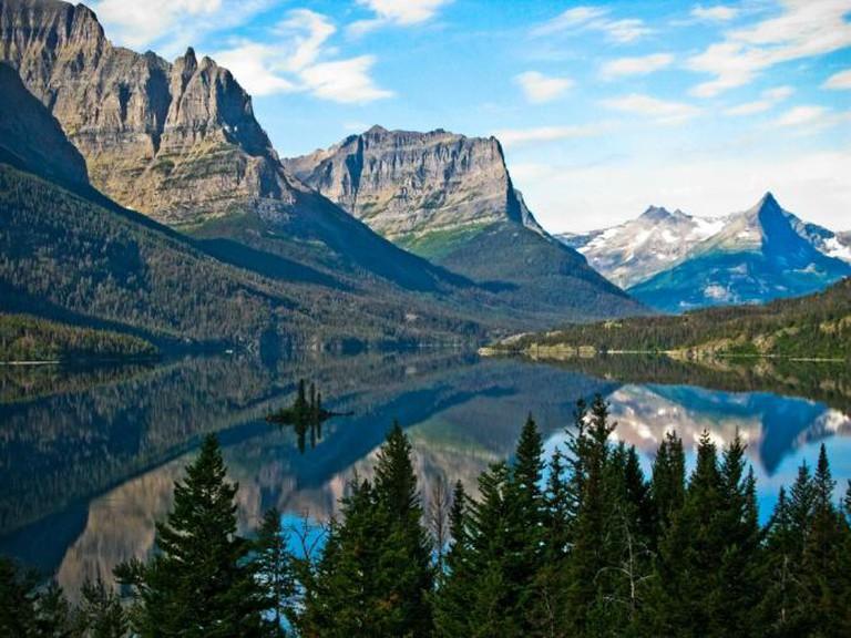 Glacier National Park | © Dave Sizer/Flickr