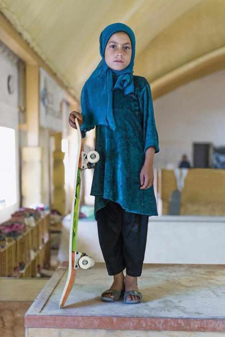 Skate Girls of Kabul | © Jessica Fulford-Dobson
