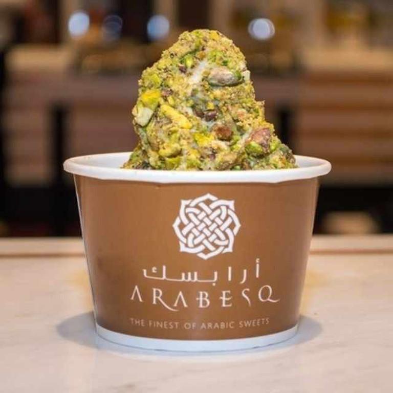 Bakdash Ice Cream   © asalahoney