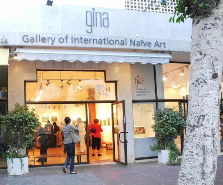 Gallery of International Naive Art| Courtesy GINA