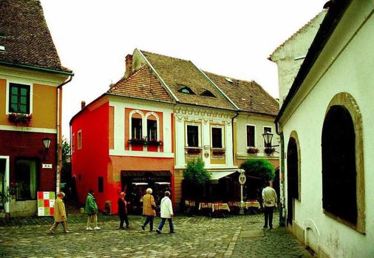 Szentendre town