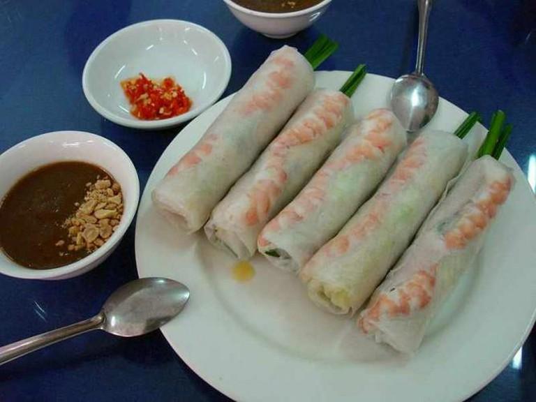 Vietnamese spring rolls | © Kay Li/Flickr