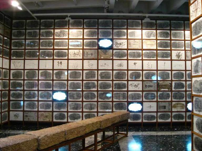 Masao Okabe at the 2007 Venice Biennale | © Antonio Moro/Flickr