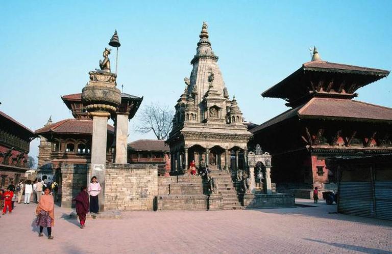 Bhaktapur Durbar Square | © Terry Feuerborn/Flickr