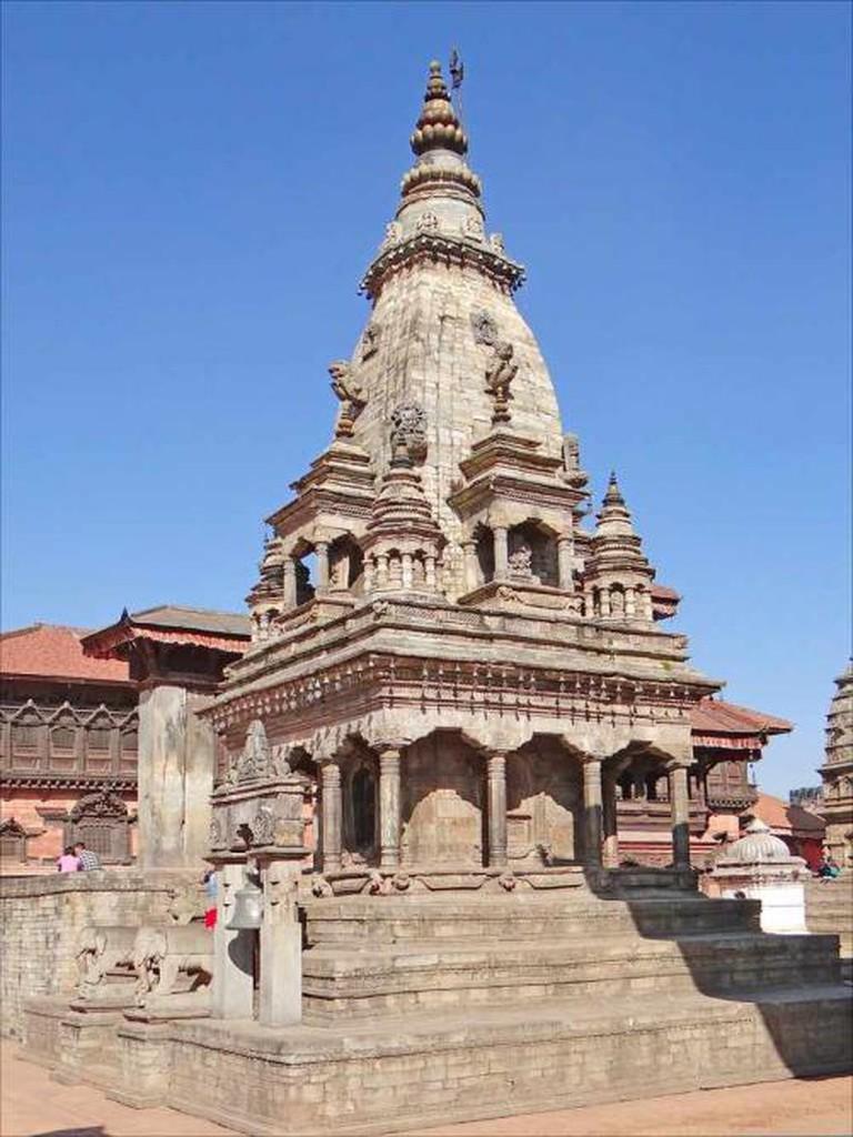 Vatsala Durga Temple | © Jean-Pierre Dalbera/Flickr