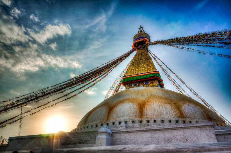Boudhanath Stupa | © Brandon/Flickr