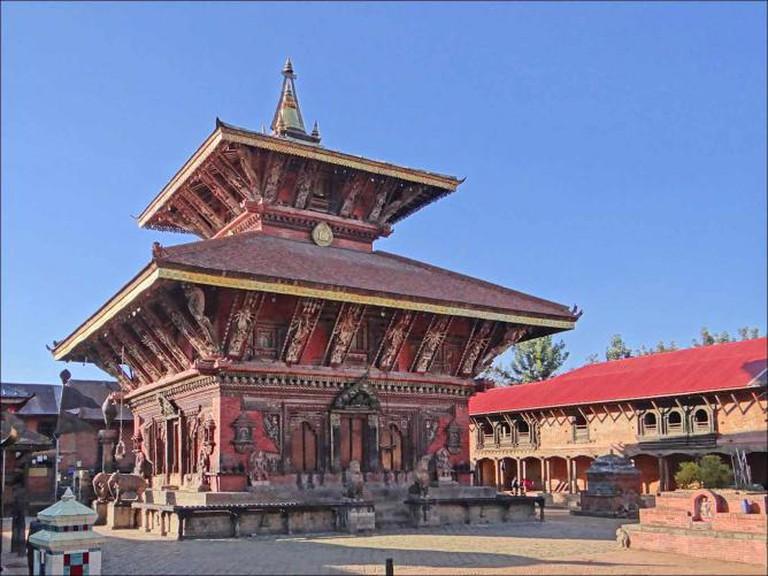 Changu Narayan Temple | © Jean-Pierre Dalbera/Flickr