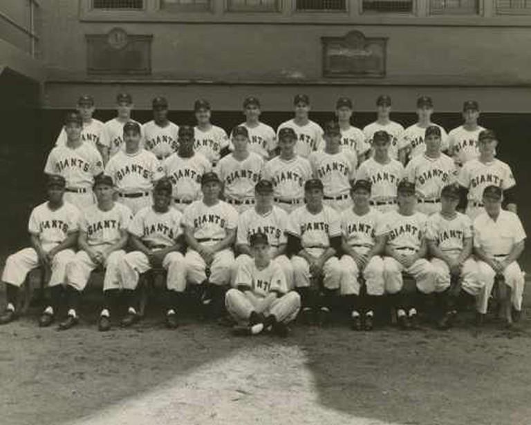 1951 New York Giants Team