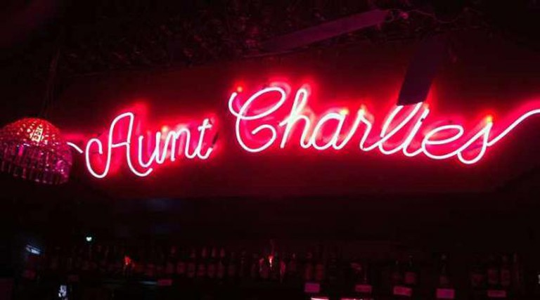 The Dream Queen Revue and the Hot Boxxx Girls—Aunt Charlie's Lounge
