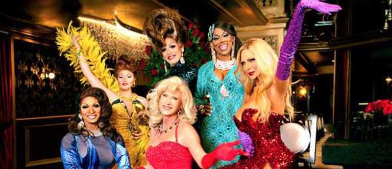 Sunday's a Drag Donna Satchet—Starlight Room