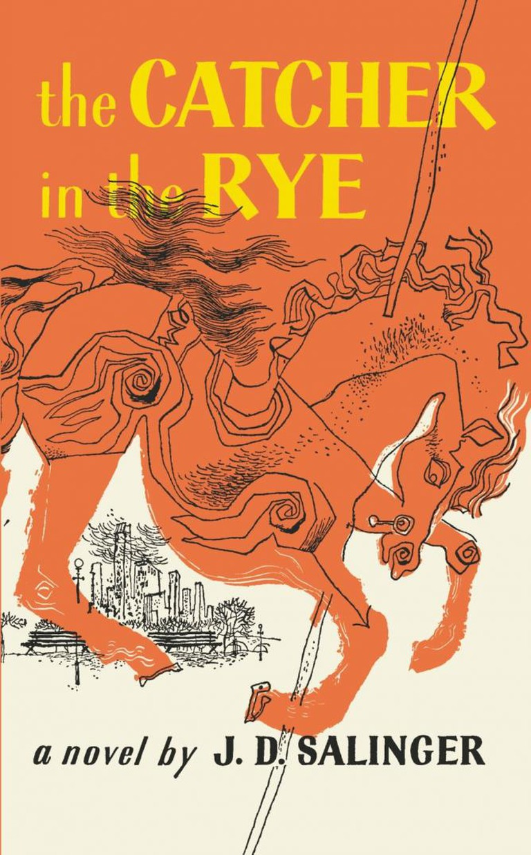 The Catcher in the Rye cover   © Little, Brown and Company